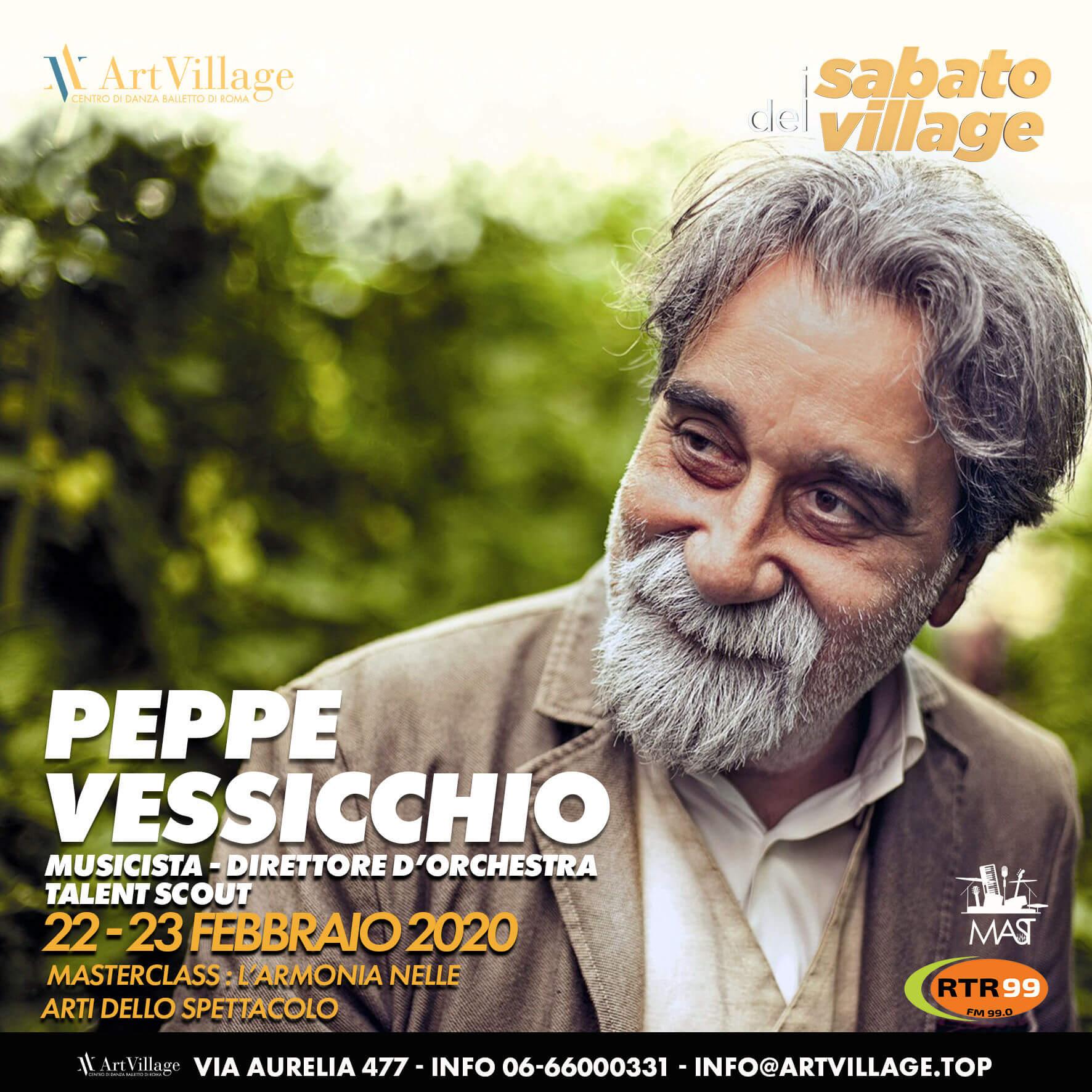 Peppe Vessicchio