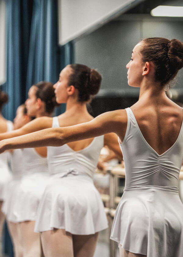 scuola di danza a Roma