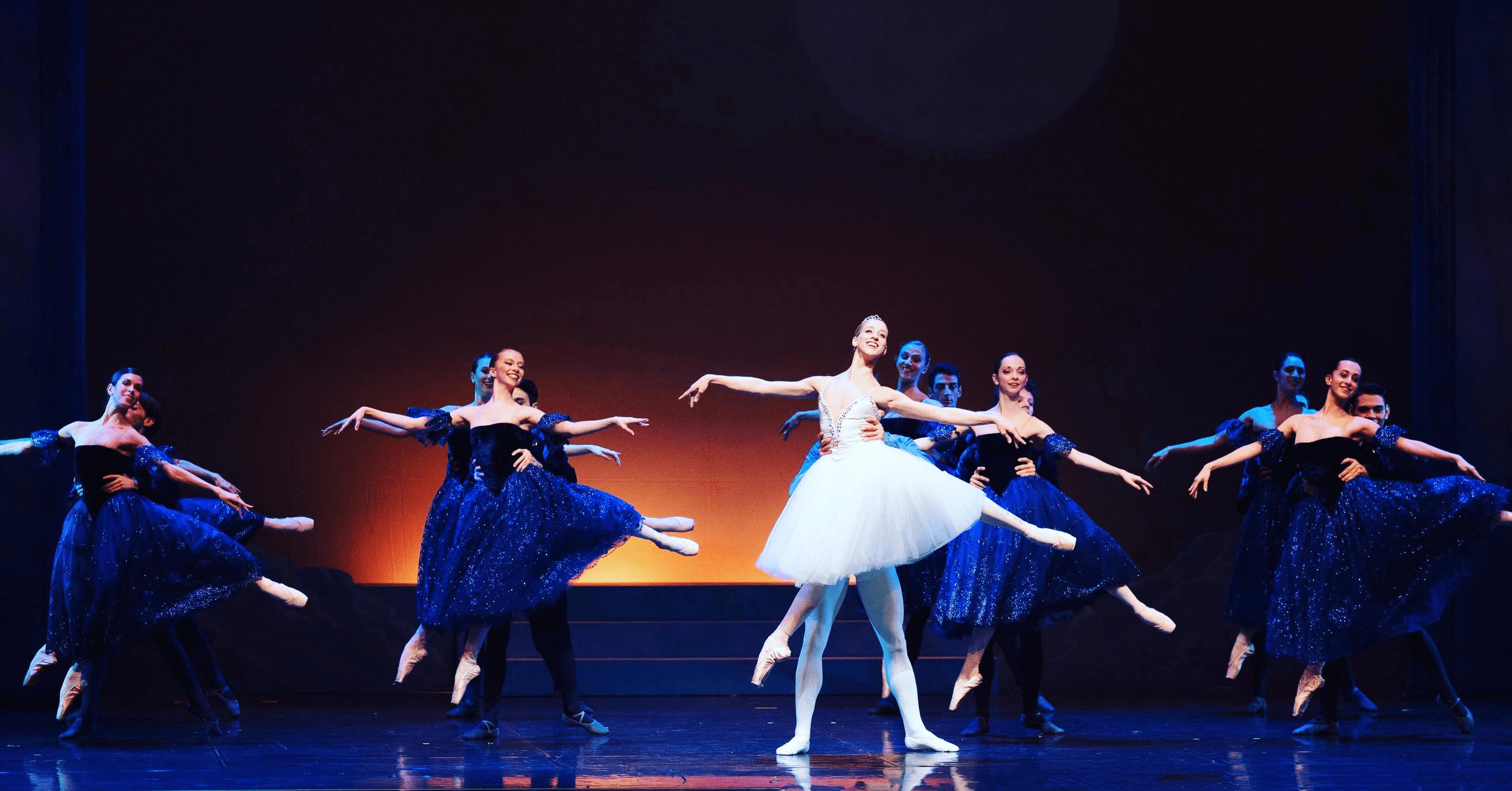 ROMA CITY BALLET COMPANY – Audizione per danzatori e danzatrici