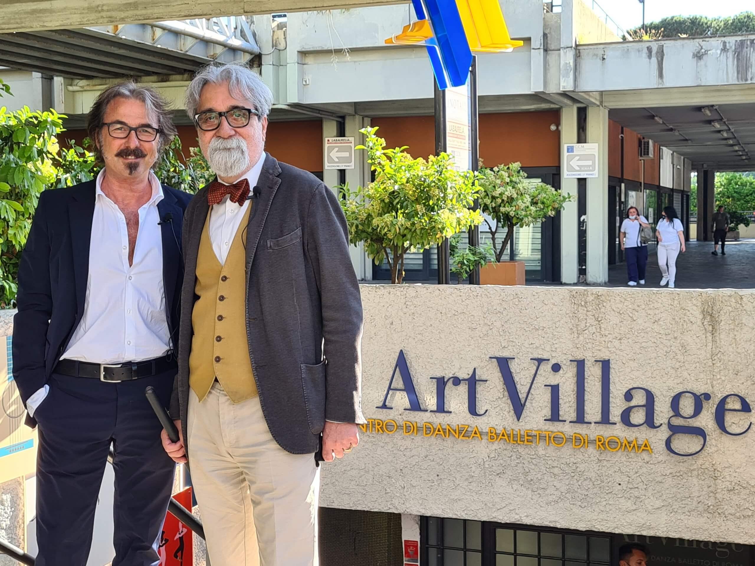 Peppe Vessicchio è ufficialmente il nuovo Direttore Musicale di Art Village